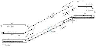 getlinkyoutube.com-طريقة تنفيذ مقص السلم (الدرج) ومكونات تسليح السلم