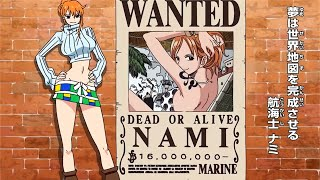 getlinkyoutube.com-One Piece special Luffy sexy Nami and Robin HD