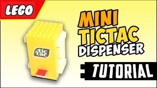 getlinkyoutube.com-LEGO Tictac Dispenser V2 TUTORIAL