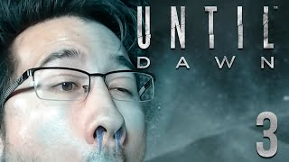 THIS WAS A BAD IDEA!! | Until Dawn - Part 3
