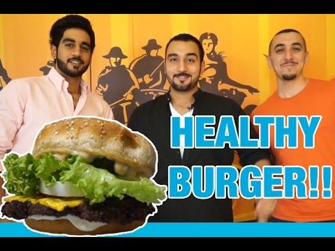Spud healthy Burgers | قصة نجاح بحرينية لمشروع من الصفر الى حول العالم