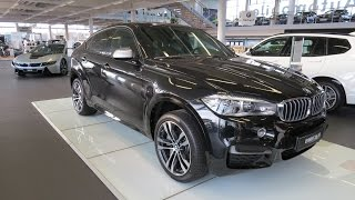 getlinkyoutube.com-2015 BMW X6 M50d (F16)