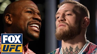 Mayweather takes a shot at McGregor's bank account | @TheBuzzer | UFC ON FOX