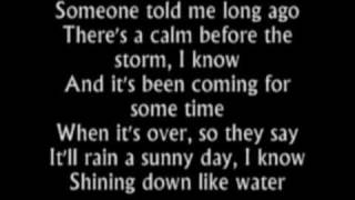 getlinkyoutube.com-Have You Ever Seen the Rain-Rod Stewart (lyrics)