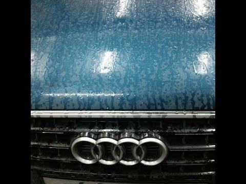 Где у Audi Q5 колодки ручника