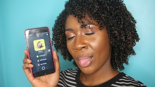 getlinkyoutube.com-Snapchat Q&A   Nia Imani