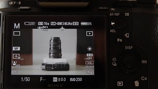getlinkyoutube.com-How to set up your Sony a7s II for filmmaking