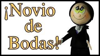 getlinkyoutube.com-¡ Fofucho Novio para Bodas ! Aprende Fácil y Rápido