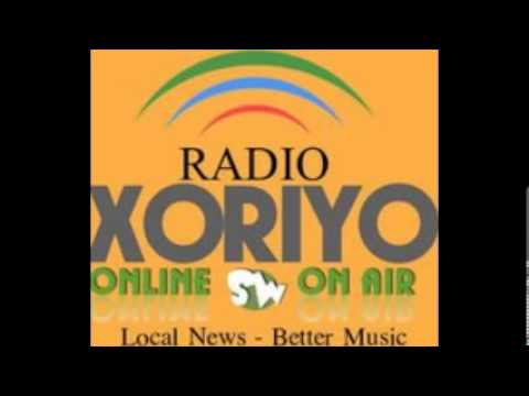 Radio Xoriyo 01 March 2014