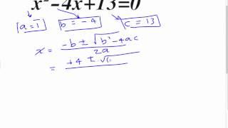 getlinkyoutube.com-المعادلة التربيعية باستخدام القانون العام