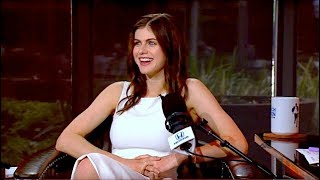 How You Can Get a Date with Alexandra Daddario | The Rich Eisen Show | 8/24/17