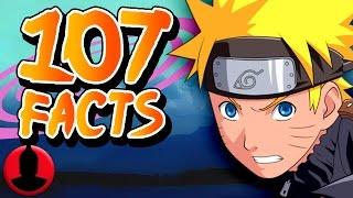 getlinkyoutube.com-107 Naruto Facts YOU Should Know! - ToonedUp @CartoonHangover