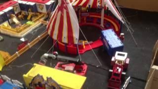 getlinkyoutube.com-Cirque Playmobil
