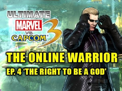 UMVC3 The Online Warrior: Episode Four 'The Right To Be A God'