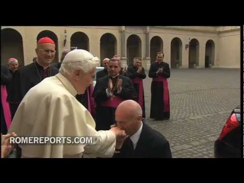 Benedict XVI's last days as Pope