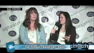 The Terah Crawford Band - CityIICity