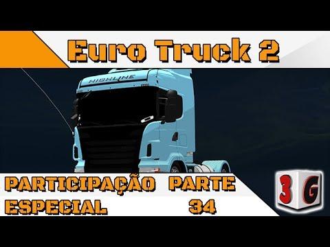 Euro Truck 2 Começando editar caminhões Zmodeler