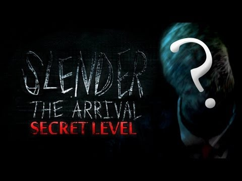 SLENDER MANS IDENTITY! - Slender: The Arrival (Secret Level)