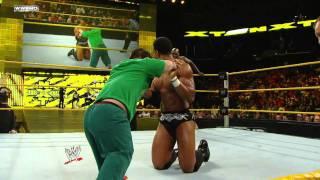getlinkyoutube.com-WWE NXT: Titus & Hornswoggle vs. Darren & Chavo