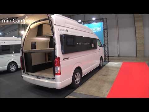 Toyota HiAce Camper van - Toy FACTORY 2018????????