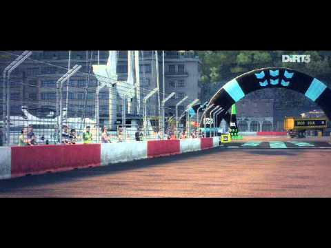DiRT 3: Awesome Landing