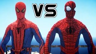 getlinkyoutube.com-ULTIMATE SPIDERMAN VS THE AMAZING SPIDER-MAN