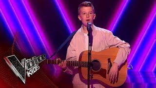 Harry Performs 'Too Much To Ask': Blinds 3 | The Voice Kids UK 2018