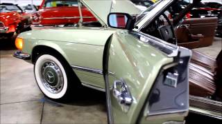 getlinkyoutube.com-1973 Mercedes Benz 450SL