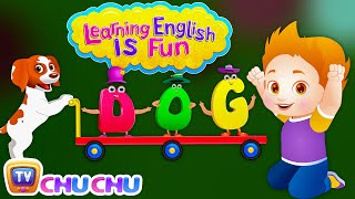 getlinkyoutube.com-Learning English Is Fun Official Trailer | ChuChu TV Preschool Educational Language Learning Series