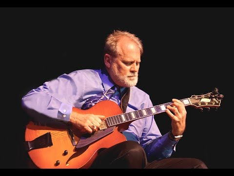 "Dave Lincoln - ""The Shadow Of Your Smile""  (Jazz Guitar)"