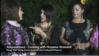 getlinkyoutube.com-Ashpazkhana - Cooking with Nazema Momand-1 Yr Anniversaryسالگره برنامه اشپزخانه