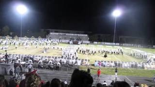 getlinkyoutube.com-Tarpon Springs HS Marching Band