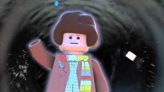 LEGO Dr Who CGI Intro