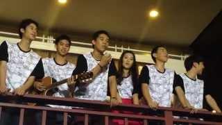 getlinkyoutube.com-20141025-กัปตัน ไวท์ เงิน ออกัส ร้องเพลง ครัวกรุงเทพ