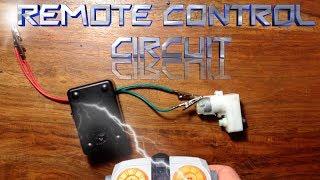 getlinkyoutube.com-How to Make a Remote Control Circuit