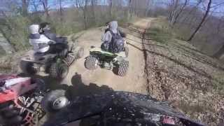 getlinkyoutube.com-The Ride: WV Trails April