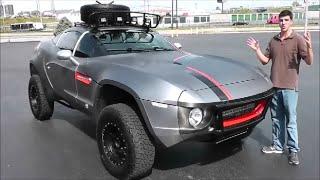 getlinkyoutube.com-2011 Local Motors Rally Fighter SOLD!