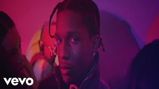 A$AP Rocky - Jukebox Joints (ft. Joe Fox, Kanye West)