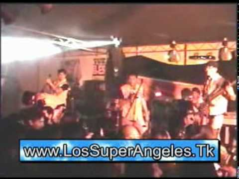 Los Super Angeles - Nena - en vivo