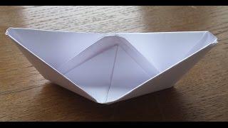 getlinkyoutube.com-كيف تصنع قارب ورقي للاطفال
