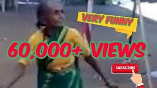getlinkyoutube.com-Must watch - very funny old women dancing on stree