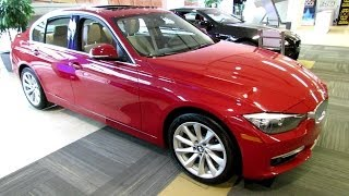 getlinkyoutube.com-2014 BMW 3-Series 320i xDrive - Exterior and Interior Walkaround - 2014 Ottawa Gatineau Auto Show