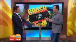 getlinkyoutube.com-Uniden iGO CAM 800 Review on Today Show Channel 9