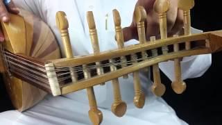 getlinkyoutube.com-تعليم عزف عود - دوزان العود للمبتدئين ج «1» الأستاذ جاسم العيادة Learn to play Oud