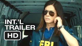 getlinkyoutube.com-The Heat Official International Trailer (2013) - Sandra Bullock, Melissa McCarthy Movie HD