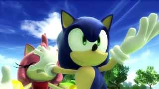 getlinkyoutube.com-Sonic -The Fox- What Does The Fox Say? 720p