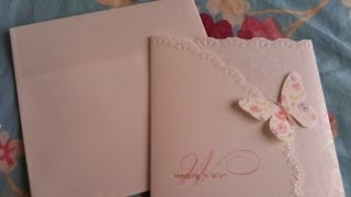 getlinkyoutube.com-Primer blog de boda: Invitaciones