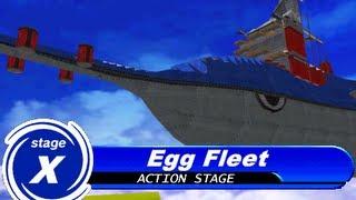 Egg Fleet in SADX