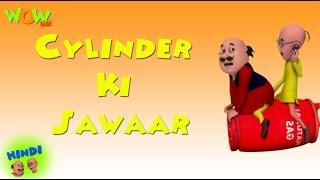 Cylinder Ki Sawaari - Motu Patlu in Hindi WITH ENGLISH, SPANISH & FRENCH SUBTITLES width=