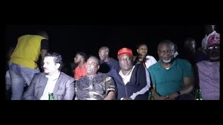 King Saheed Osupa proves to K1 to his face why he was crowned KING OF MUSIC.